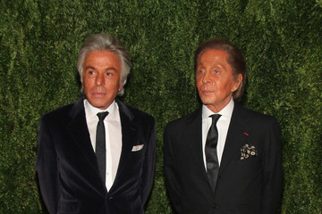 Giancarlo Giammetti Arrivals at the Fashion Fund Finalists Celebration