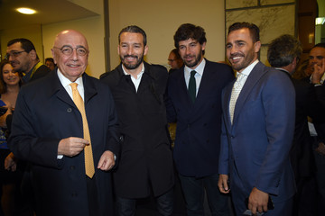Gianluca Zambrotta Technogym - The Listing Ceremony