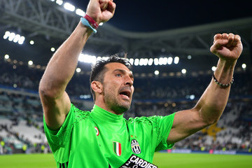 Gianluigi Buffon Juventus v AS Monaco - UEFA Champions League Semi Final: Second Leg