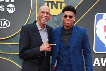 Giannis Antetokounmpo 2019 NBA Awards - Arrivals