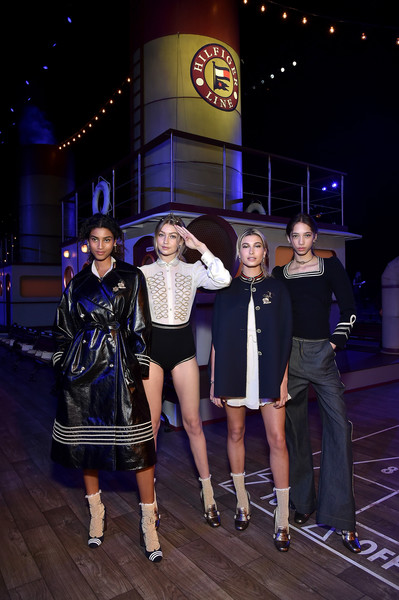 bcaca6327 Tommy Hilfiger Women's - Backstage - Fall 2016 New York Fashion Week: The  Shows