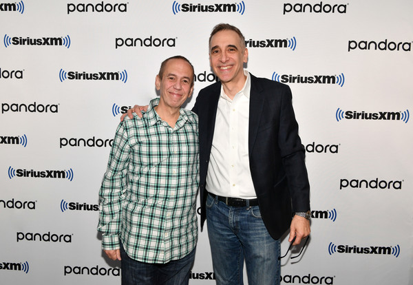 "Gilbert Gottfried And Frank Santopadre Co-host ""Gilbert Gottfried's Amazing Colossal Show"" On SiriusXM Comedy Greats"