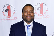 Kenan Thompson attends the Gilda's Club NYC 24th Annual Gala at The Pierre Hotel on November 07, 2019 in New York City.