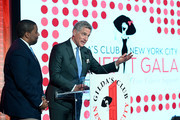 Bill Ritter hosts the Gilda's Club NYC 24th Annual Gala at The Pierre Hotel on November 07, 2019 in New York City.