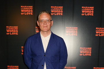 Giles Deacon UK Gala Screening Of 'Marianne And Leonard: Words Of Love'