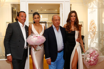Gilles Mansard De Grisogono Store Opening - The 68th Annual Cannes Film Festival