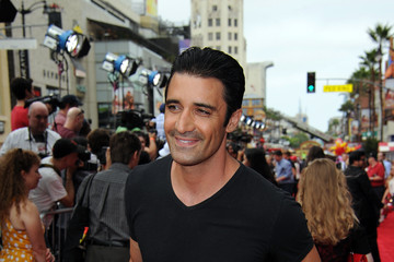 Gilles Marini 'Planes: Fire & Rescue' Premieres in Hollywood — Part 3