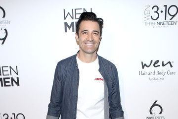 Gilles Marini Chaz Dean Winter Party 2017 Benefiting Love is Louder