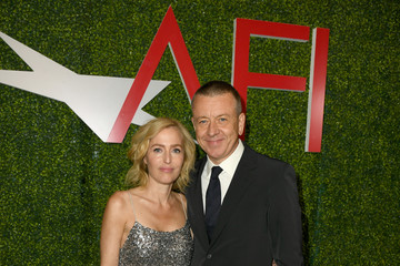 Gillian Anderson 20th Annual AFI Awards - Red Carpet