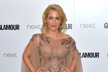 Gillian Anderson Glamour Women of the Year Awards