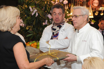 Gillian Duffy New York Culinary Experience Private Dinner Honoring Chef David Bouley Hosted By New York Magazine