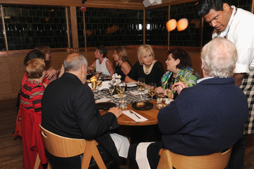 Gillian Duffy The 8th Annual New York Culinary Experience Private Dinner Hosted by New York Magazine Culinary Editor Gillian Duffy