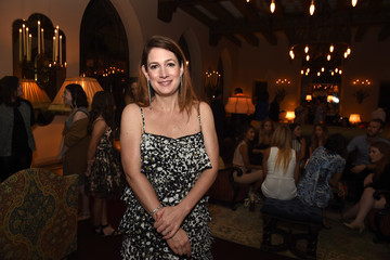 Gillian Flynn Premiere Of DIRECTV's 'Dark Places' - After Party
