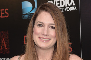 Gillian Flynn Celebrities Attend the Premiere of DIRECTV's 'Dark Places'