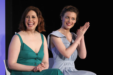 Gillian Jacobs Vanessa Bayer Vulture Festival Presented By AT&T - Milk Studios, Day 2
