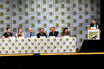 Gillian Jacobs 'Community' Panel at Comic-Con