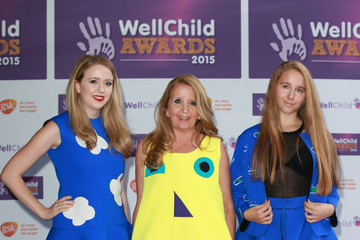 Gillian McKeith Prince Harry Attends the WellChild Awards Ceremony