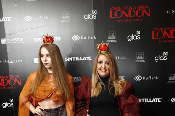 Gillian McKeith 'Once Upon A Time' World Premiere - Red Carpet Arrivals