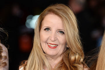 Gillian McKeith The European Premiere of 'Eddie The Eagle' - Arrivals