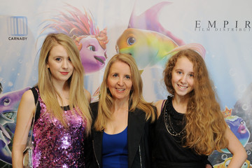 """Gillian McKeith """"The Reef 2: The High Tide"""" - Celebrity Screening - Arrivals"""