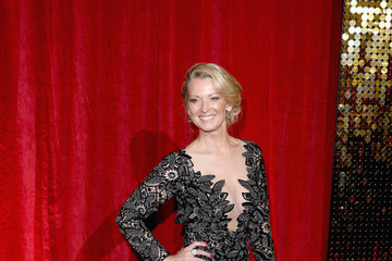 Gillian Taylforth British Soap Awards 2016 - Red Carpet - Arrivals
