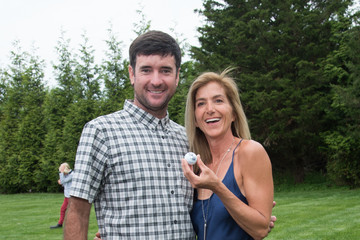 Gina Bradley Hamptons Magazine Celebrates With Cover Star Bubba Watson