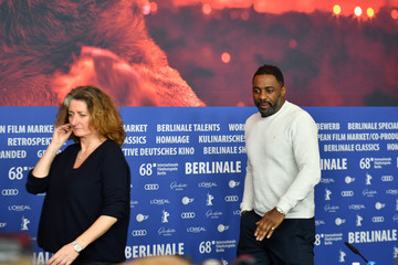 Gina Carter 'Yardie' Press Conference - 68th Berlinale International Film Festival