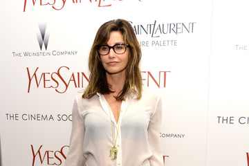 Gina Gershon 'Yves Saint Laurent' Premieres in NYC