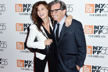 Gina Gershon 55th New York Film Festival - 'Joan Didion: The Center Will Not Hold'
