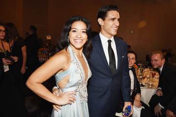 Gina Rodriguez 76th Annual Golden Globe Awards - Cocktail Reception