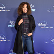 "Gina Torres Premiere Of Disney +'s ""Diary Of A Future President"" - Arrivals"