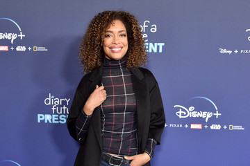 """Gina Torres Premiere Of Disney +'s """"Diary Of A Future President"""" - Arrivals"""