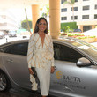 Gina Torres BAFTA Los Angeles And BBC America TV Tea Party Sponsored by Jaguar Land Rover
