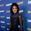 Gina Torres Entertainment Weekly Celebrates Screen Actors Guild Award Nominees at Chateau Marmont - Arrivals