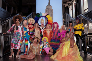 """Ginger Minj Empire State Building to Host Cast of """"RuPaul's Drag Race All Stars"""" On Season 6"""