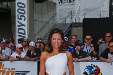 Ginger Zee 100th Indianapolis 500 - Arrivals