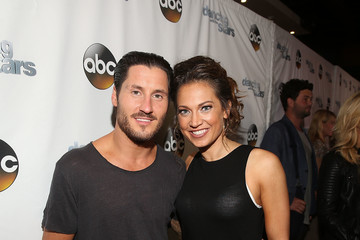 Ginger Zee ABC's 'Dancing With The Stars' Celebrates The Semi Finals Episode
