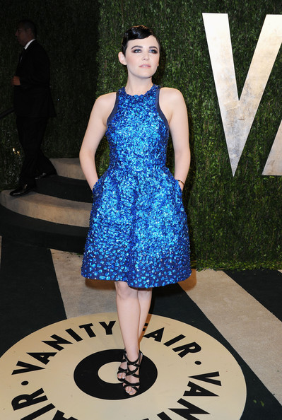 Ginnifer Goodwin - 2013 Vanity Fair Oscar Party Hosted By Graydon Carter - Arrivals