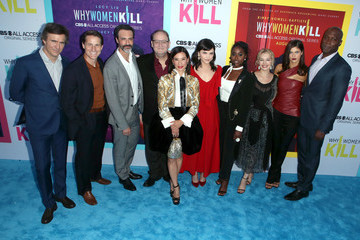 Ginnifer Goodwin L.A. Premiere Of CBS All Access' 'Why Women Kill' - Arrivals