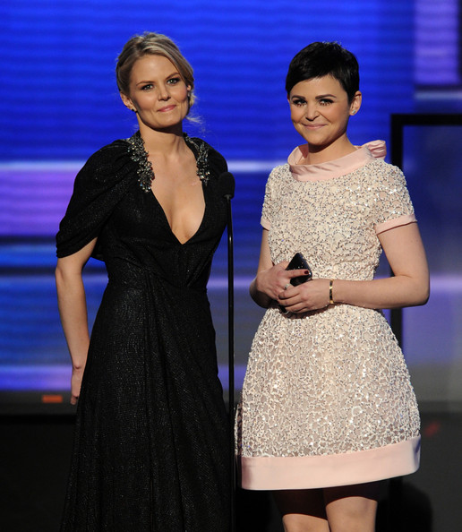 ginnifer goodwin jennifer morrison photos the 40th