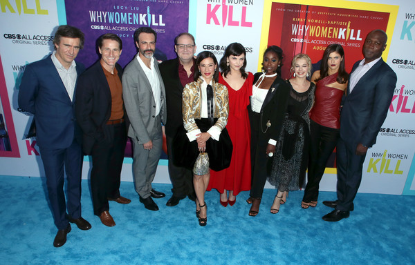 L.A. Premiere Of CBS All Access' 'Why Women Kill' - Arrivals