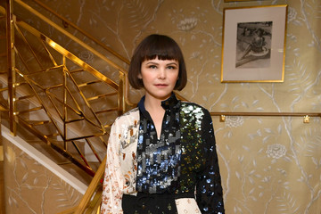 Ginnifer Goodwin Glamour X Tory Burch Women To Watch Lunch
