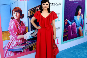 Ginnifer Goodwin L.A. Premiere Of CBS All Access' 'Why Women Kill' - Red Carpet