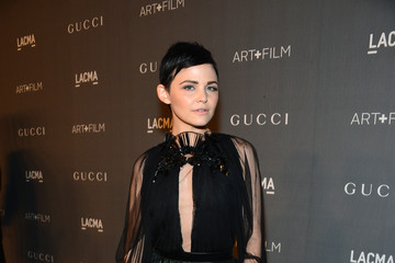 Ginnifer Goodwin LACMA 2012 Art + Film Gala Honoring Ed Ruscha And Stanley Kubrick Presented By Gucci - Red Carpet