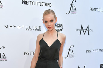 Ginta Lapina The Daily Front Row Hosts 4th Annual Fashion Los Angeles Awards - Red Carpet