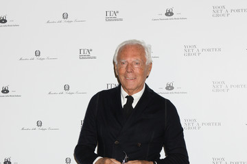 Giorgio Armani 'Italiana. L'Italia Vista Dalla Moda 1971-2001' Exhibition Preview