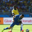 Giorgos Karagounis Colombia v Greece: Group C - 2014 FIFA World Cup Brazil