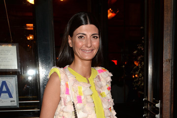 Giovanna Battaglia Inside the Tribeca Film Festival Artist Dinner