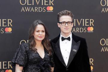 Giovanna Fletcher The Olivier Awards With Mastercard - Red Carpet Arrivals