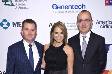Giovanni Caforio Entertainment Industry Foundation Presents Stand Up to Cancer's New York Standing Room Only Event with Donors American Airlines, MasterCard and Merck - Red Carpet